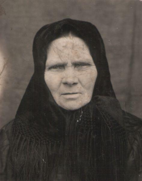 Maria Baryła, ale być może jej matka Franciszka jako wdowa po Piotrze Baryle? (MR1981, dawniej MR0625)