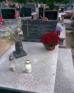 Grob rodziny Pietrasów