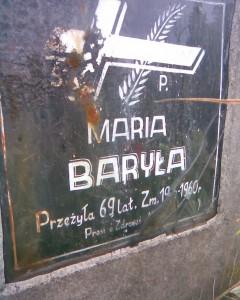 Maria Baryła