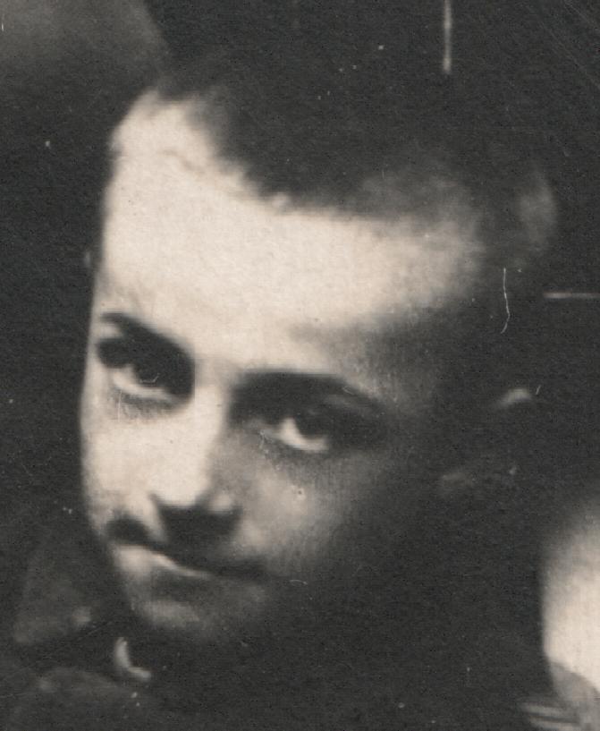 Stanisław Kalinowski w dzieciństwie (MR4351)