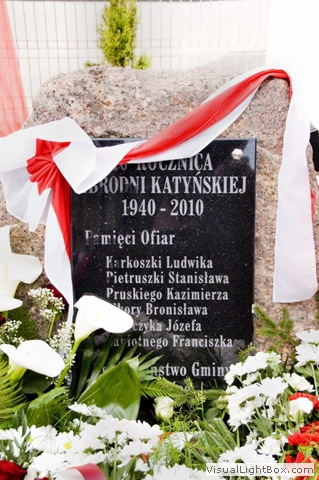 Na tablicy wymieniony m.in. Franciszek Zapłotny (źródło: www.gimgalew.pl)