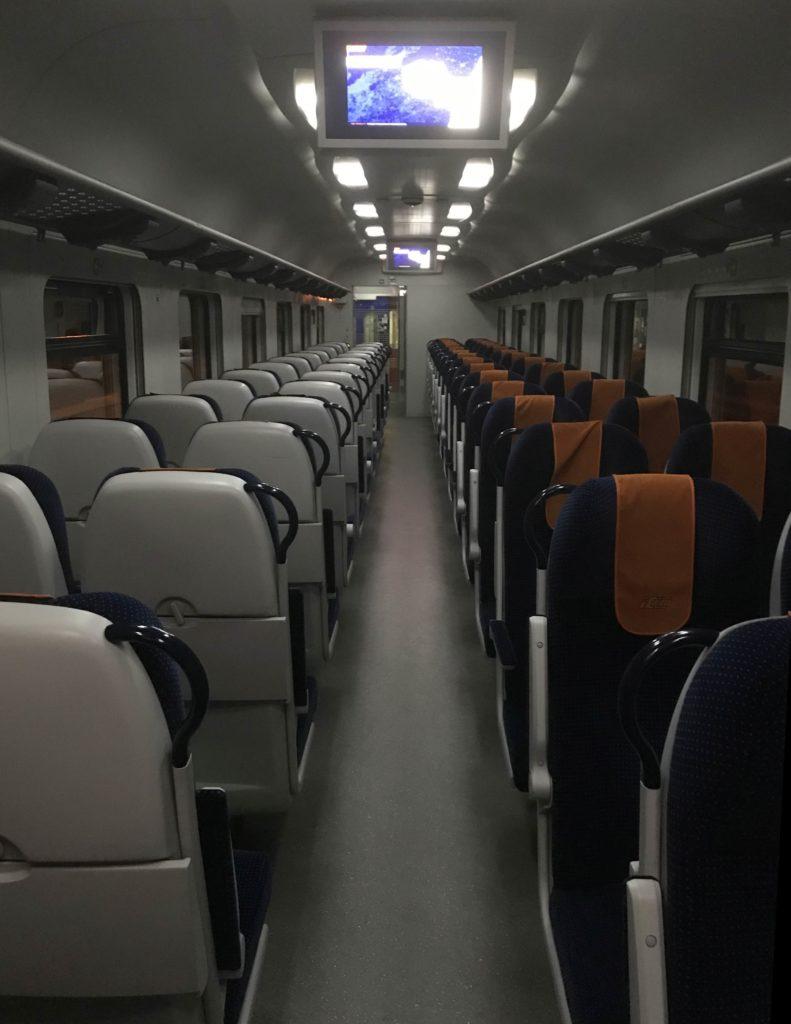 polskie pociągi coraz częściej coraz lepsze🙂 fot. MR